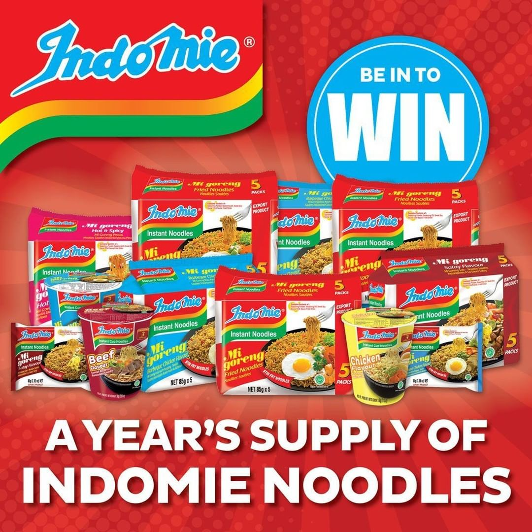 Indomie NZ - Turbo Touch Nationals